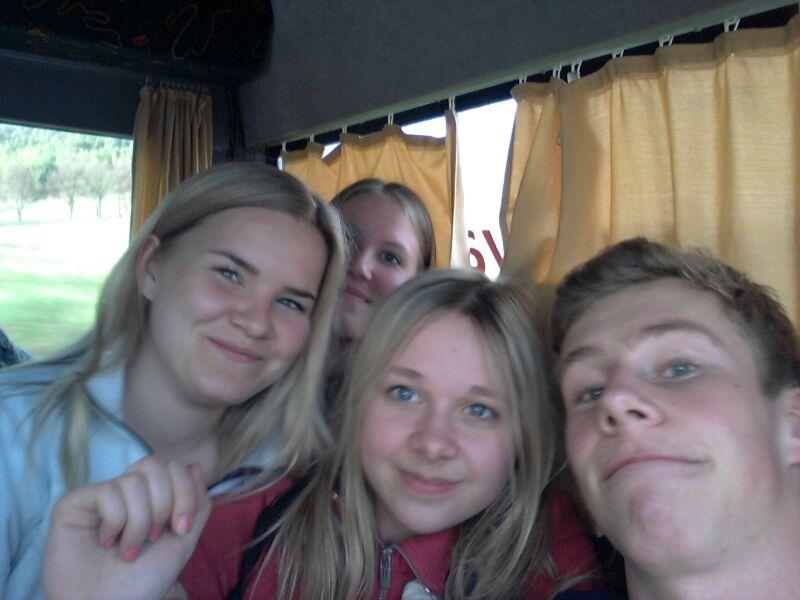 Buss-selfie.